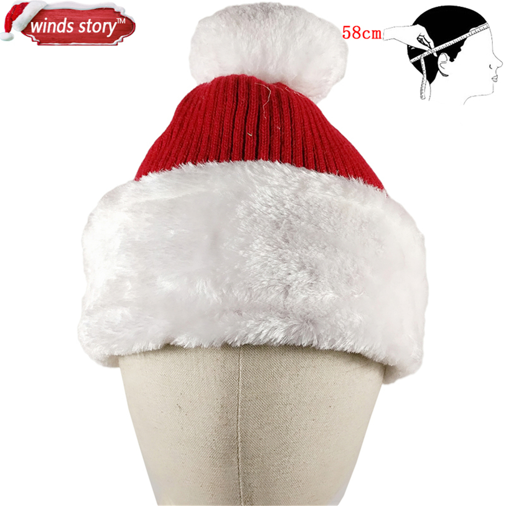 83a0748df4d 1pcs Christmas Red Green Decorations Party Elf Santa Chimney Hat Decor  Comedy Brick Feet Stuck Xmas Decorative props Hats Gift-in Party Hats from  Home ...