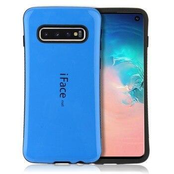 9b586810262 Funda de alta resistencia iFace Mall para Huawei Mate 9 Pro a prueba de  golpes carcasa trasera dura protección completa fundas de teléfono móvil  accesorios