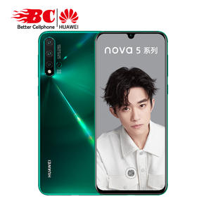 Huawei Hisilicon Kirin 980 Original Brand-New 128GB Supercharge Octa Core In-Screen fingerprint recognition