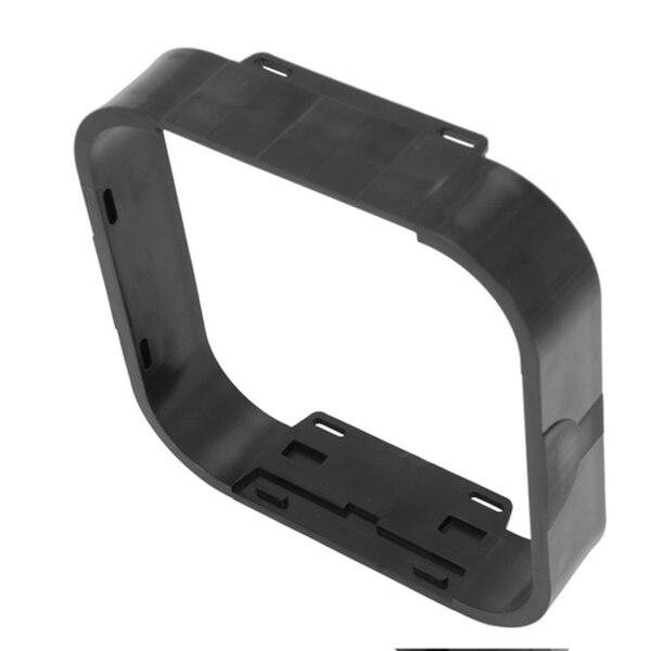 Черный квадрат бленда зонт для Cokin серии P площадь фильтр переходное держатель
