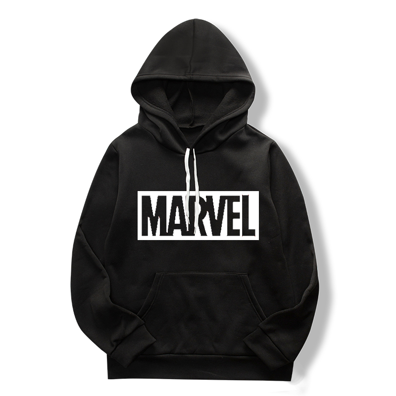 2020 harajuku printed casual hoodie, black pullover fall monogram sweatshirt thin coat for men and women