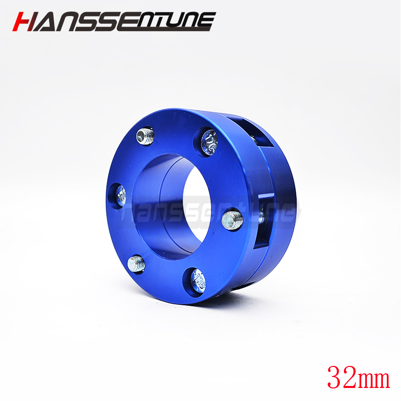 4x4 Accesorios Front Coil Strut Spacer 32mm Car Aluminum Coil spring Lift Spacer Kit For Ranger T6 BT50 2012+4x4 Accesorios Front Coil Strut Spacer 32mm Car Aluminum Coil spring Lift Spacer Kit For Ranger T6 BT50 2012+