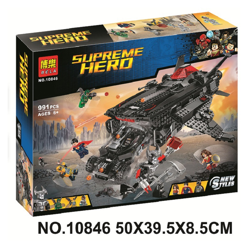401pcs Super Heroes Black Panther Royal Talon Fighter Attack Nakia 10837 Model Building Blocks Toys Bricks Compatible With Lego
