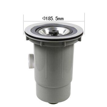 Talea Stainless Steel Kitchen Sink Strainer basket filter ink waster Drain Strainer prevent garbage Trap Sink Strainer фото