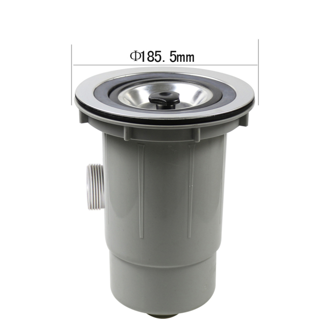 Talea Stainless Steel Kitchen Sink Strainer basket filter ink waster ...