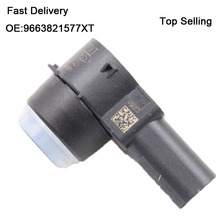 PDC Parking Sensor 9663821577XT PSA 9663821577 For Peugeot 307 308 407 Rcz Partner For Citroen C4 C5 C6 PSA966382157 6590.A5 turbo cartridge chra gt1544v 753420 5005s 740821 750030 753420 turbine for focus c max for citroen c4 c5 307 407 s40 dv4t 1 6l