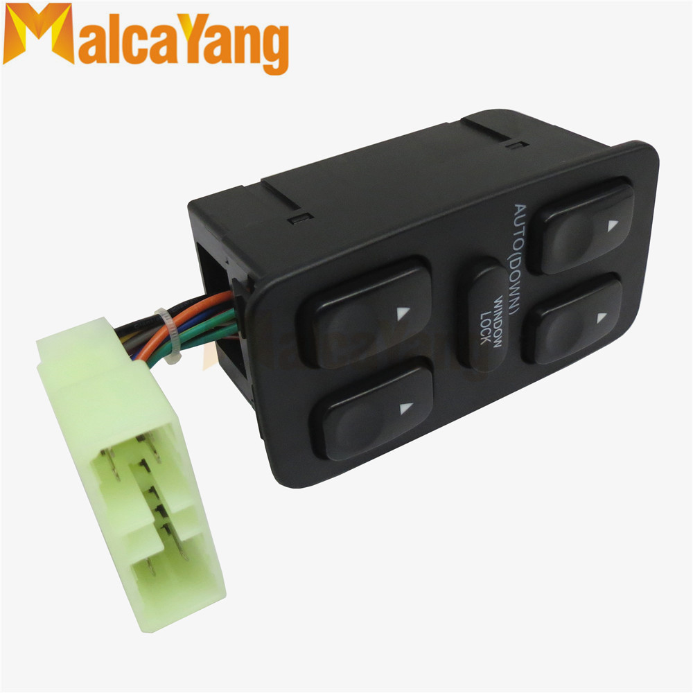 For 1992 1993 1994 Hyundai Elantra Galloper Electric Power Window Master Switch NEW 93570 28001 9357028001
