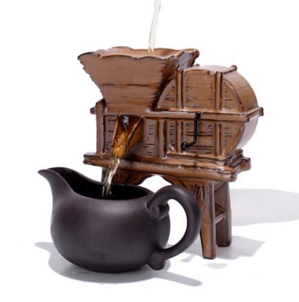 Accessoires de thé créatifs filtre à thé crépine support à thé ornements pour animaux de compagnie