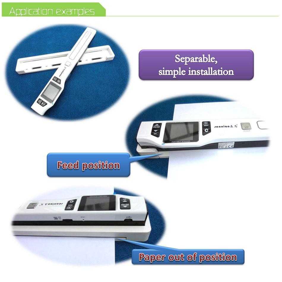 senniao portable scanner base Z01 (5)