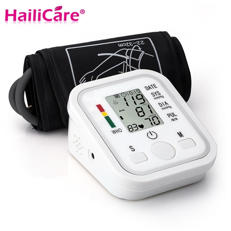 Arm Blood Pressure Pulse Monitor font b Health b font font b Care b font Monitors