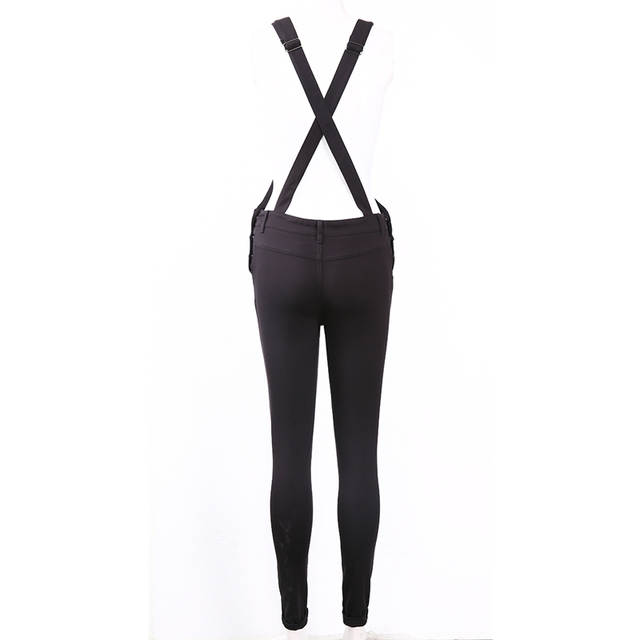 f50133600bb Casual HIRIGIN Women Baggy Denim Jeans Bib Full Length Pinafore Dungaree  Overall bodysuits Jumpsuit Pants