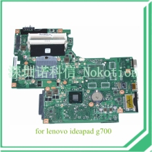 11S90003140 BAMBI MAIN BOARD rev 2.1 For lenovo ideapad G700 Laptop motherboard 17.3 inch Intel GMA HD HM70