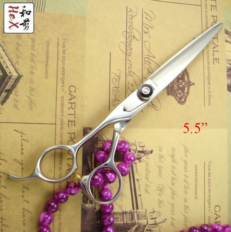 5 5 6 35T Left handed hair scissors shears Japanese 440C