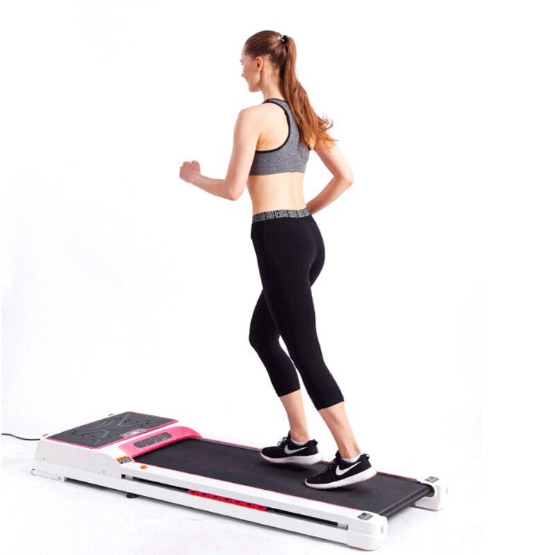 Tapis roulant électrique intelligent de tapis roulant avec la machine amincissante mini simulateurs à la maison pour l'équipement de forme physique d'intérieur à la maison