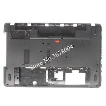 Novo caso inferior do portátil para packard bell easynote tv11cm tv11hc base capa ap0hj000a00 ap0nn000100