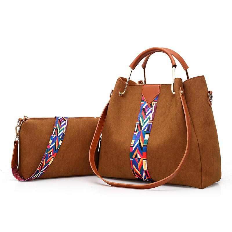 Bolsas de luxo Bolsas Casuais de Alta Qualidade Sacos de Ombro de Couro para As Mulheres 2019 Designer de Moda Saco Do Mensageiro Saco bolsa feminina