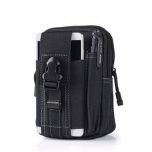 Tactical Molle Pouch Belt Waist Pack Bag Pocket Military Fanny Pack Phone Cases for Samsung Galaxy