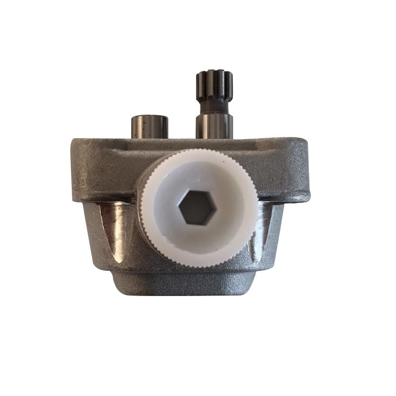 Hydraulic Gear oil pump NACHI PVK-2B-505 pilot pump repair kit for excavator charge pump filter element 21n6231221 for excavator pc800 pf850 pc1100 pc1250 pc2000 hydraulic pump pilot filter