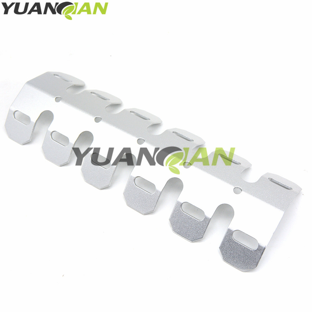 Yuanqian Exhaust Muffler Pipe Leg Protector Heat Shield Cover For Ktm Exc Exc-r Xc Xc-w Xc-f Sx 300 505 400 450 530 Motorcycle Accessories & Parts