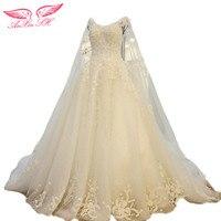 AnXin SH New Promotional Korean Luxury Trailing Slim Summer Models Wedding Dress QSYS742