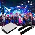 RV-B15 Practical Wireless Handheld Microphone Receiver System For KTV DJ Karaoke Singing Meeting Dancing Hosting Church