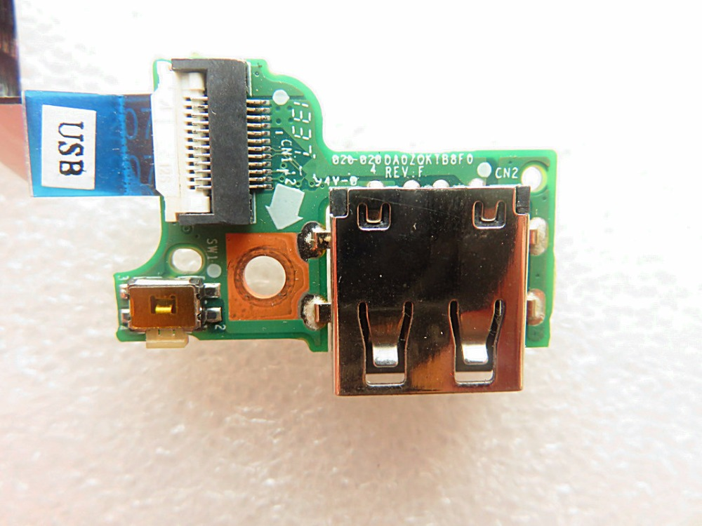 Original Usb Board Power Switch Button Board For Acer M5-583P V5-573 V5-573PG V5-472G 473 573G 572G 452G 552 DA0ZQKTB8F0