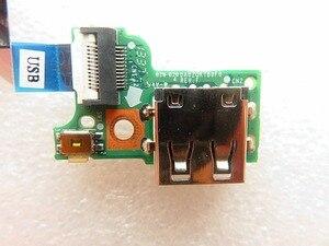 Placa usb original interruptor de alimentação placa botão para acer M5-583P V5-573 V5-573PG V5-472G 473 573g 572g 452g 552g da0zqktb8f0