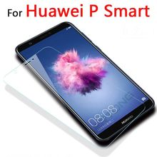 GerTong Screen Protector For Huawei P Smart Tempered Glass For Huawei Enjoy 7S Protective Film For Huawei P Smart FIG LX1 L21