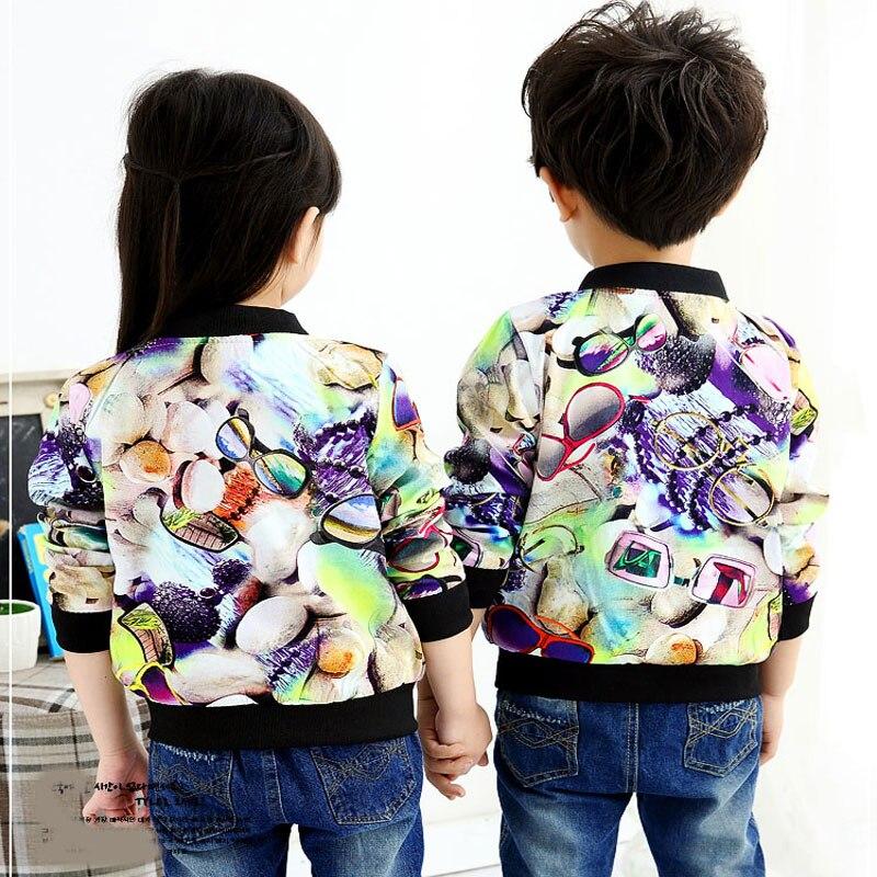 1a1399b22 Bheart casaco infantil spring jackets for menina jaqueta motoqueiro ...