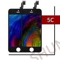 1pcs Grade AAA Top Quanlity Ecran For IPhone 5C LCD Pantalla Screen Display With Digitizer Replacement