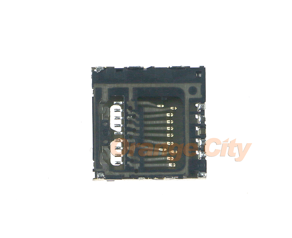 Image 2 - ChengChengDianWan Original used sd Card Slot Socket SD Card Reader For psv1000 psv2000 psvtia 1pc-in Replacement Parts & Accessories from Consumer Electronics