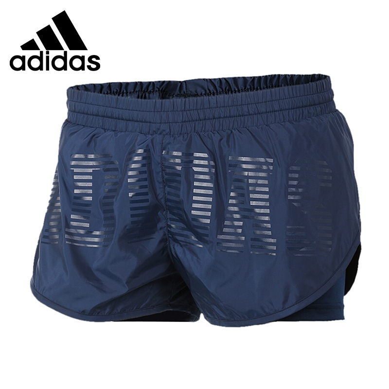 US $31.5 30% OFF|Original New Arrival Adidas SHORT WV LNG Women's Shorts Sportswear in Running Shorts from Sports & Entertainment on |