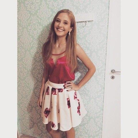 Aliexpress.com : Buy 2015 Hot Sale Saia Feminina Girls Cute Short ...