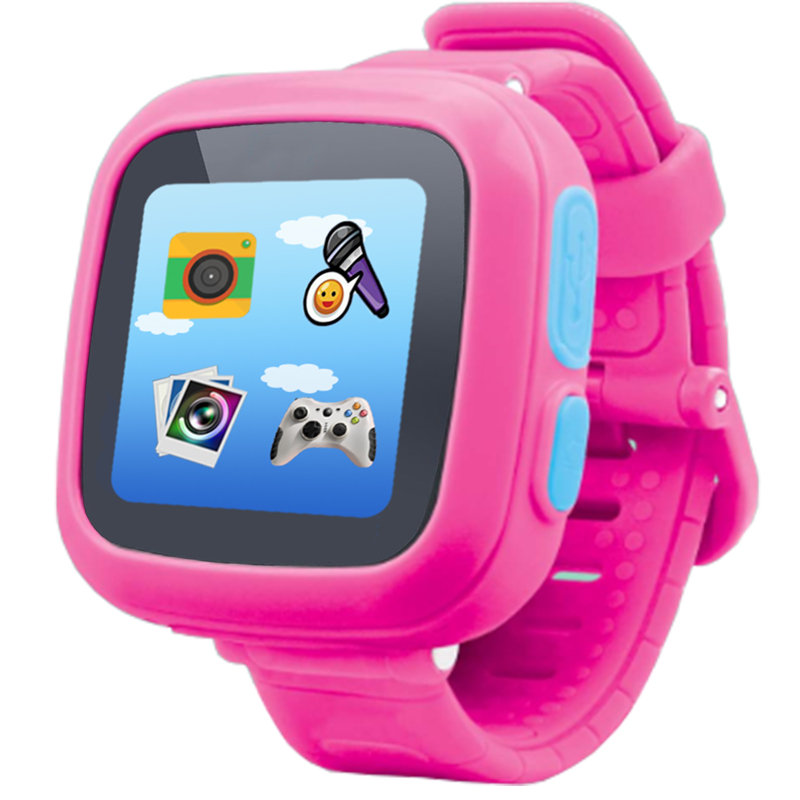 TURNMEON Game Smart Watch for Kids Children Watch Students joy Color Multifunction font b Smartwatch b