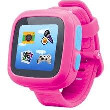 Turnmeon spiel smart watch für kinder kinder beobachten studenten joy farbe multifunktions smartwatch geburtstag weihnachten geschenk spielzeug ok 520