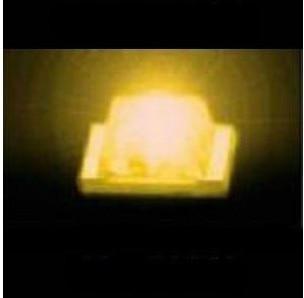 0805 SMD LED Diode Yellow Light SMT Luminous Tube Emitting Leds 100 PCS/1 Lot