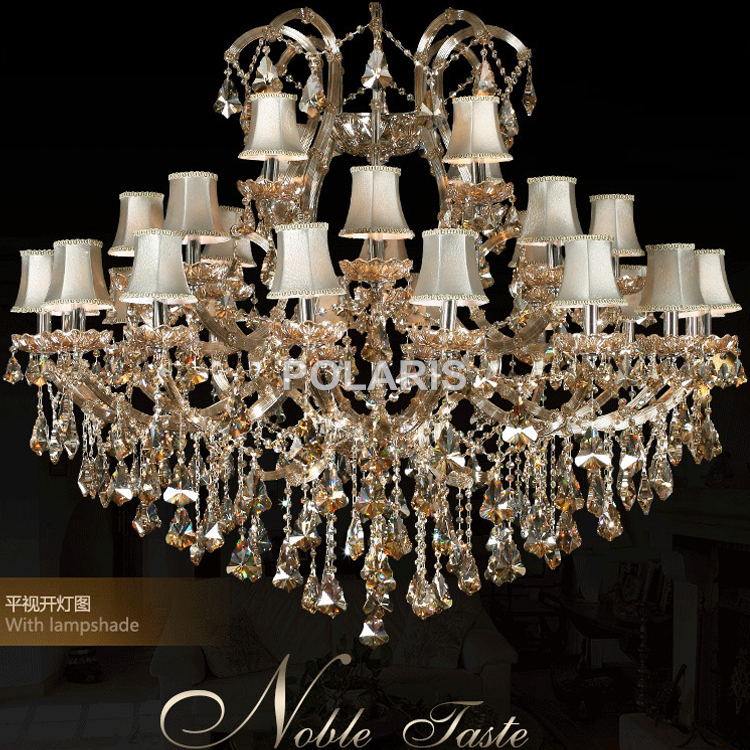 Modern Classic Maria Theresa Crystal Chandelier Lighting Luxury Hotel Restaurant Villa Cristal Chandeliers DecorationModern Classic Maria Theresa Crystal Chandelier Lighting Luxury Hotel Restaurant Villa Cristal Chandeliers Decoration