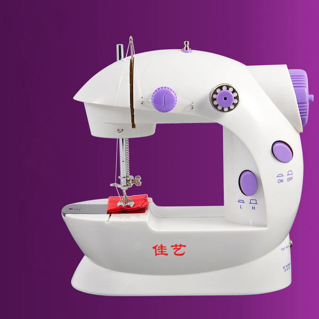 Free Shipping Hot Selling Electric Household Mini Sewing Machine Delectable Free Sewing Machines