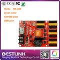 HD-U63 сид платы контроллера HD-U40 СВЕТОДИОДНЫЙ контроллер USB порт 128*512 пиксельные семь цвет p8 p10 p16 p20 светодиодный экран led знак