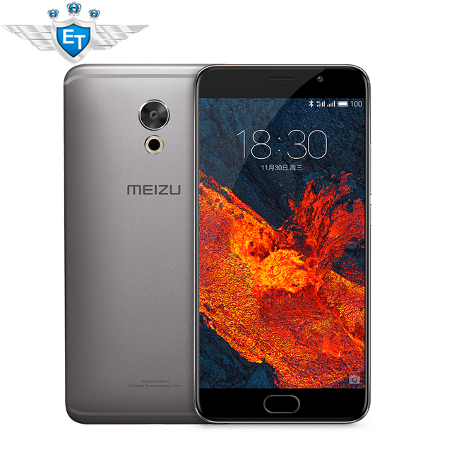 Original Meizu PRO 6 PLUS 5.7 inch 2K screen Octa core Exynos 8890 4G LPDDR4 RAM 12MP camera mTouch 3400mAh mobile phone