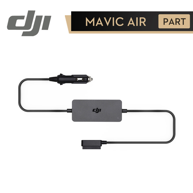 DJI Mavic Air Car Charger for Intelligent Flight Battery / Battery Charging Hub Mavic Air Charger Original dji phantom 3 battery charging hub power management for phantom3 series charger original accessories