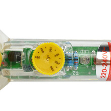 DEKO Adjustable Temperature Electric Soldering Iron 220V 60W EU Plug Welding Tool Solder Station Heat Pencil
