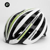 Rockbros Cycling Helmet Men Women EPS PC Ultralight MTB Road Bike Helmet Integrally Molded Breathable Bicycle