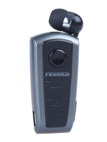 Fineblue F910 Mini portable Wireless Bluetooth Earphone Headset In-Ear Vibrating Alert Wear Clip Hands Free Earphone For Phone 3