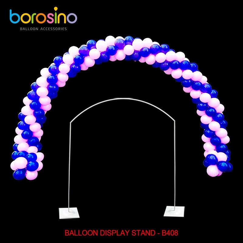 B408 Wedding Decoration metal balloon arch stand