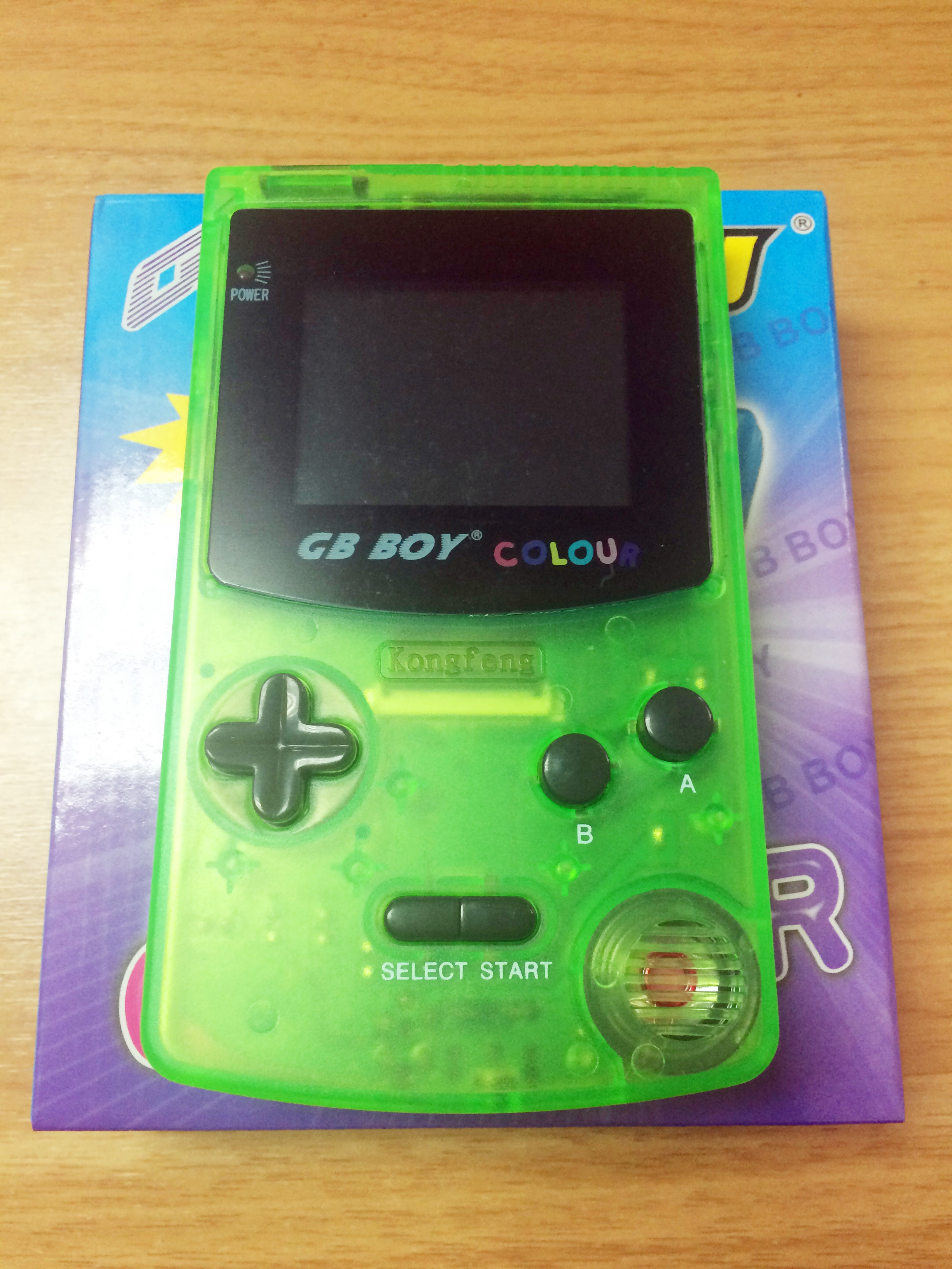 Game boy color online games - 2017 Hot Sale Gb Classic Boy Color Pocket Color Game Console 2 7 Game Player With Backlit 66 Built In Games