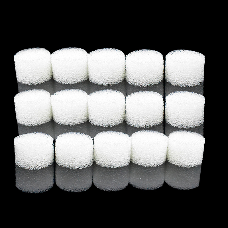 Image 5 - 15 Pcs Health Filter Sponge Air Compressor Nebulizer Accessory Filters For Inhaler Accessories Use With Catheter Atomizer Cup-in Massage & Relaxation from Beauty & Health