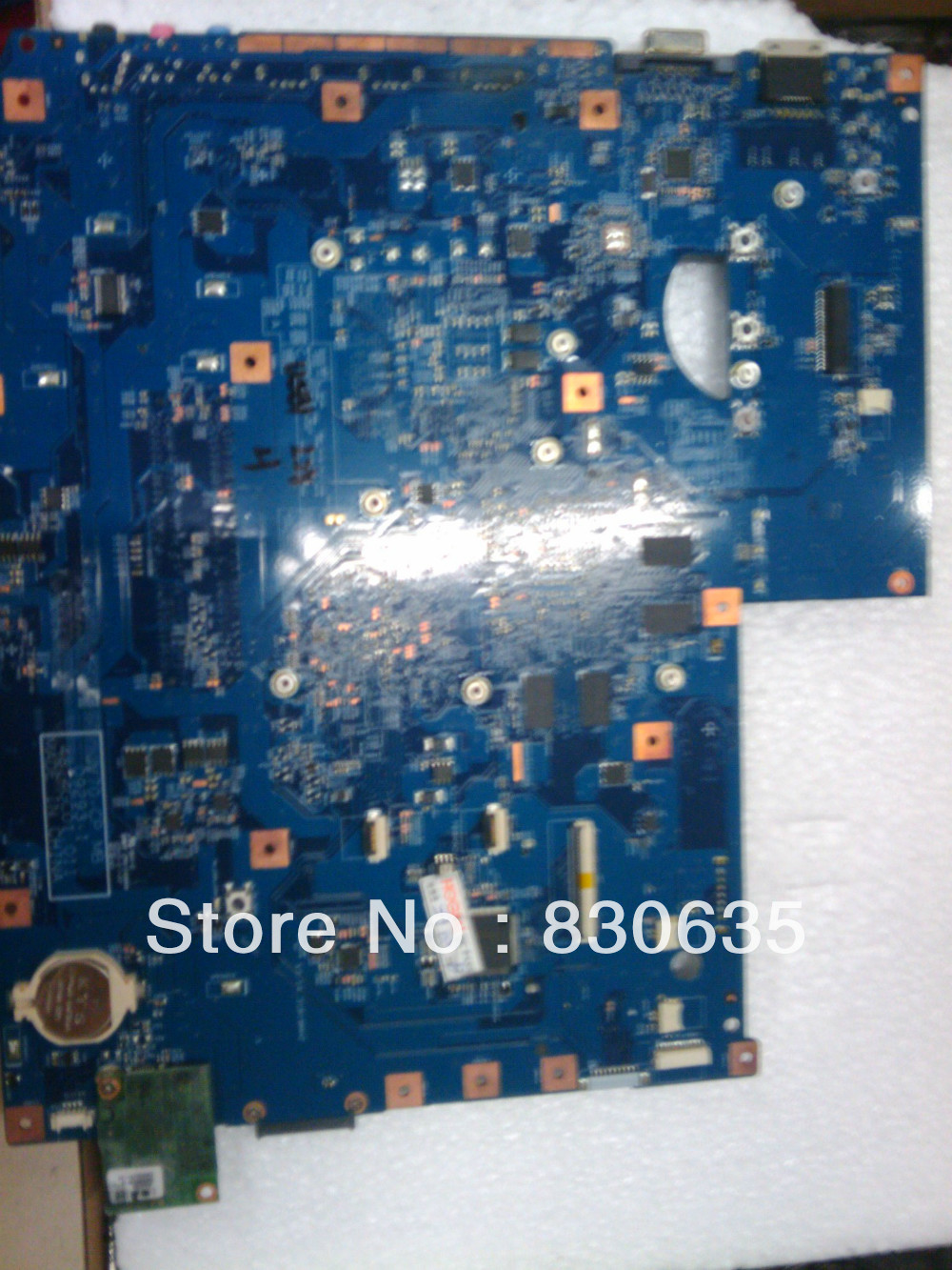 AS7740G 7740G 7740 connect with printer motherboard tested by system lap connect board mbx 185 connect with printer motherboard tested by system lap connect board
