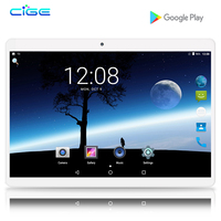 CIGE 2019 Newest Octa Core 3G 4G Tablet PC 4GB RAM 32GB ROM Dual Cameras 5MP Android 6.0 Tablet 10.1 inch Handheld computers