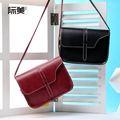 messenger bag small square bag women's handbag bag small vintage mini bag